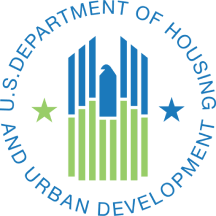 U.S. Department of Housting and Urban Development (Logo)